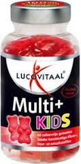 Lucovitaal Gummies Multi+ Kids 60st