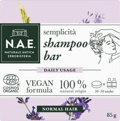 N.A.E. Shampoo Bar Semplicità Daily Use 85 gram
