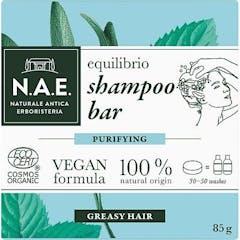 N.A.E. Shampoo Bar Equilibrio purifying 85 gram