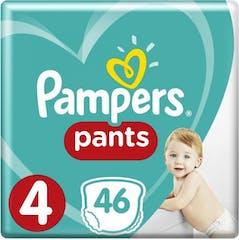 Pampers Baby Dry Nappy Pants Maat 4 -  46 Luierbroekjes