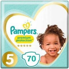 Pampers Premium Protection Luiers Maat 5 - 70 Luiers
