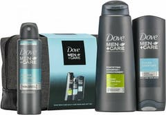 Dove Men+Care Daily Care Gift Set With Wash bag