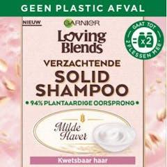 Loving Blends Shampoo Bar Milde Haver 60 gram