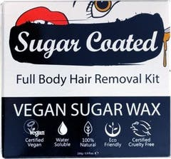 Sugar Coated Hair Removal Kit 200 gram Full Body