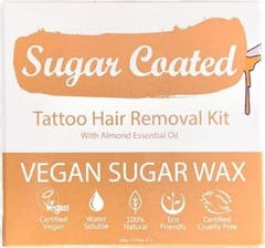 Sugar Coated Hair Removal Kit 200 gram Tattoo