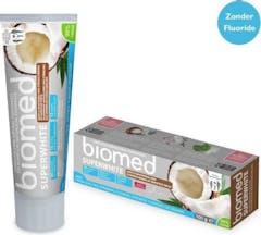 Biomed Tandpasta 100 ml Superwhite