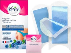 Veet Waxstrips Bikini Sensitive