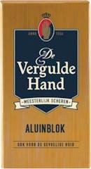 Vergulde Hand Aluin Blok 75 gram