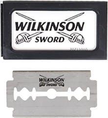 Wilkinson Sword Double Edge Scheermesjes 5 stuks