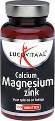 Lucovitaal Calcium Magnesium Zink 100tab