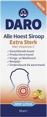 Daro Hoestsiroop Alle Hoest 150ml extra sterk