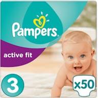 Pampers Active Fit Größe 3 - 50 Windeln