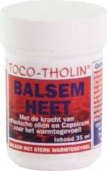Toco tholin balsam heiss 35 ml