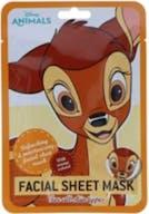 Disney Animals Gezichtsmasker Sheet Bambi