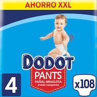 Dodot Pants maat 4 - 108 Luierbroekjes