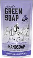 Marcel's Green Soap Handzeep 500 ml Lavendel & Rozemarijn Navulling Stazak