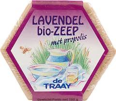 De Traay Bee Honest Bio-Zeep 100 gram Lavendel met Propolis