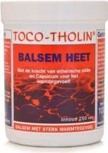 Toco tholin balsam heiss 250 ml
