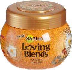 Garnier Loving Blends Haarmasker Argan 300ml Cameliaolie Subliem