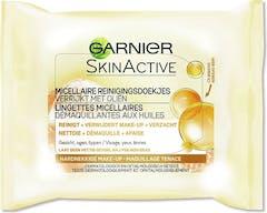 Garnier Reinigingsdoekjes 25 stuks SkinActive MicellairOliën
