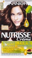 Garnier nutrisse creme haarfarbe 3 23 gold violett dunkelbraun