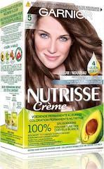 Garnier Nutrisse Crème Haarkleuring 5 Lichtbruin