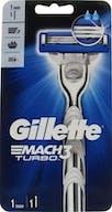 Gillette mach 3 turbo halter 1 rasierklinge