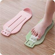 Schoenmaat Meter Kind Roze