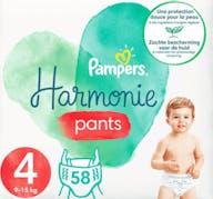 Pampers Harmonie Pants Maat 4 - 58 Luiers