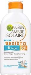 Ambre Solaire Kids Melk 200 ml SPF50 Zonnebrand