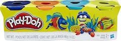 Play-Doh Klei 4 Kleuren Blauw