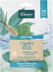 Kneipp Gesichtsmaske Sheet Hydro Kick