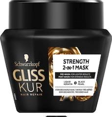 Gliss Kur Haarmasker 300ml Ultimate Repair Treatment