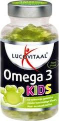 Lucovitaal Gummies Omega 3 Kids 60 stuks