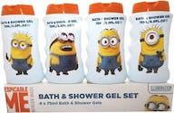 Disney Minions Geschenkset Bath Showergel