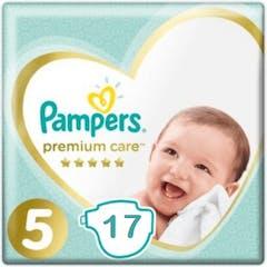 Pampers Premium Care Große 5-17 Windeln