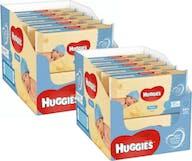 Huggies Pure Billendoekjes 1120 Doekjes (20x56 Stuks)