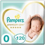 Pampers Premium Care Luiers Maat 0 - 120 Luiers