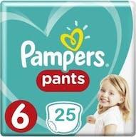 Pampers Baby Dry Pants Große 6 - 25 Windelhosen