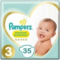 Pampers Premium Protection Windeln Große 3 - 35 Windeln