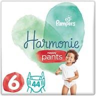 Pampers Harmony Pants Größe 6 - 44 Windelhose