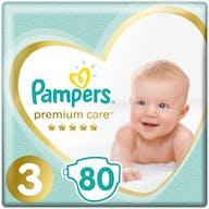Pampers Premium Care Luiers Maat 3 - 80 luiers