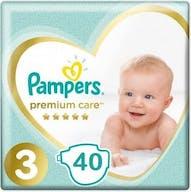 Pampers Premium Care Luiers Maat 3 - 40 Luiers