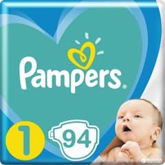 Pampers New Born Maat 1 - 94 Luiers