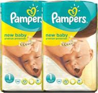 Pampers New Baby Luiers Maat 1- 112 Luiers