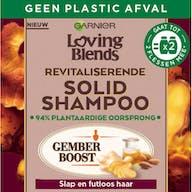 Loving Blends Shampoo Bar Gember Boost 60 gram