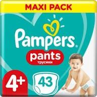 Pampers Pants Maat 4+ - 43 Luierbroekjes