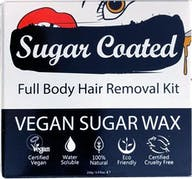 Sugar Coated Hair Removal Wax Kit 200 gram Full Body