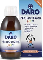 Daro Hoestsiroop 150ml Alle Hoest Junior
