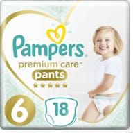 Pampers Premium Care Pants Große 6 - 18 Windelhosen